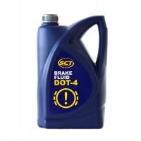Дарим канистру тормозной жидкости при покупке масла TM FANFARO