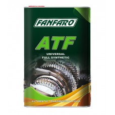 FANFARO ATF Universal Full Synthetic, (1л)  metal