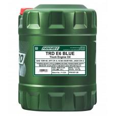 FANFARO TRD E6 BLUE UHPD 10W-40, (20л)