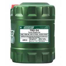 FANFARO TRD E4 UHPD 10W-40, (20л)