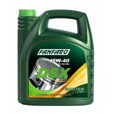 FANFARO DSX SAE 15W-40, (5л)