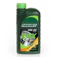 FANFARO ESX SAE 0W-40  Full Synthetic (синтетика), (1л)