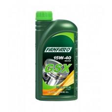 FANFARO GSX  SAE 15W-40, (1л)