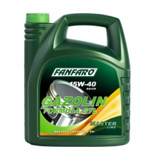 FANFARO GAZOLIN FORMULA GTL SAE 15W-40, (5л)