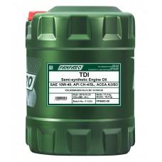 FANFARO TDI SAE 10W-40  Semi Synthetic (полусинтетика), (20л)