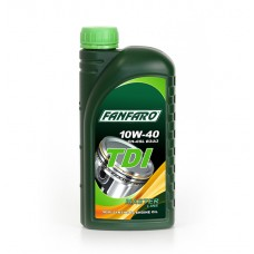 FANFARO TDI SAE 10W-40  Semi Synthetic (полусинтетика), (1л)