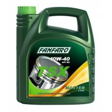 FANFARO TSX SAE 10W-40  Semi Synthetic (полусинтетика), (4л)