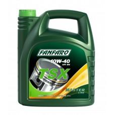 FANFARO TSX SAE 10W-40  Semi Synthetic (полусинтетика), (5л)
