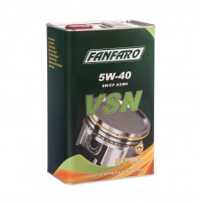 FANFARO VSN SAE 5W-40  Full Synthetic (синтетика)