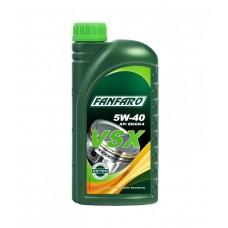 FANFARO VSX SAE 5W-40  Full Synthetic (синтетика), (1л)