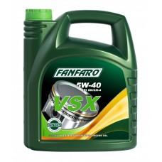 FANFARO VSX SAE 5W-40  Full Synthetic (синтетика), (4л)