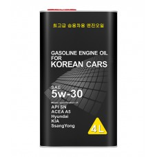 Fanfaro for KOREAN CARS SAE 5W-30 Full Synthetic (синтетика)